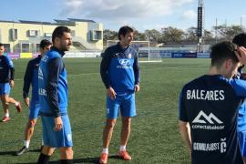 Dejan Lekic ya se entrena con el Atlético Baleares