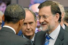 Obama reclama al Banco Central Europeo que ayude a España a relajar la deuda