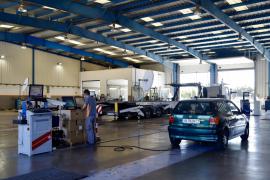 Los talleres en Baleares facturan 56,8 millones anuales por la reparación de deficiencias detectadas en la ITV