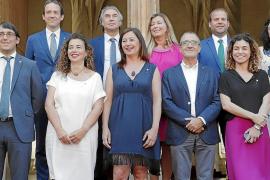 El Govern balear crea siete plazas de secretaria para los altos cargos y cambia otras dos