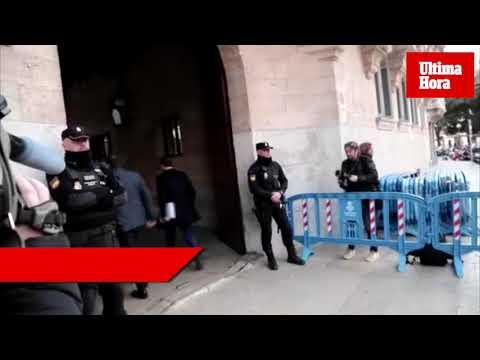 Penalva y Subirán responden ante el TSJB por las irregularidades en la instrucción del caso Cursach