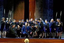 'Il Trovatore', listo para despedir la temporada lírica del Principal
