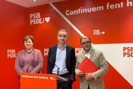 Los socialistas afirman que AENA no ampliará la capacidad del aeropuerto de Palma