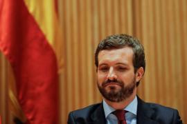 Casado acusa a Sánchez de «rendir pleitesía» a Torra y de alejarse de la Constitución