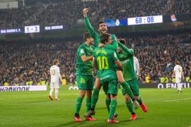 La Real Sociedad elimina al Madrid en cuartos de la Copa del Rey