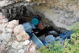Cueva de sa Sal Rossa