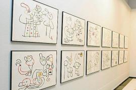 'El món d'Ubú', de Miró, será declarado BIC en el próximo pleno del Consell de Mallorca
