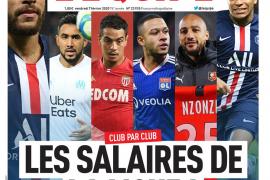 Ránking de los futbolistas mejor pagados del mundo