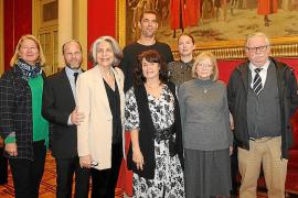 El Parlament recuerda el fin del Holocausto