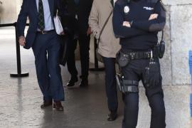 El TSJB rechaza la prisión provisional para Penalva y Subirán