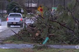 La costa este de EEUU en alerta por fuertes tormentas que ya han dejado víctimas mortales
