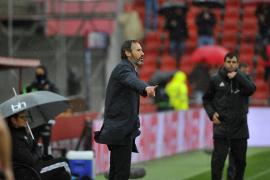 Vicente Moreno: «El partido es importantísimo»