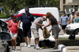 350 personas evacuadas por un incendio en un hotel de Cala Bona