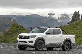 Nissan Navara Off -Roader AT32, mejor conducción sin renunciar al off-road