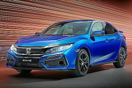 Honda muestra la nueva versión Civic Sport Line