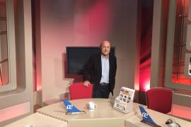 Juan Antonio Bauzá abandona Canal 4 TV y ficha por Fibwi