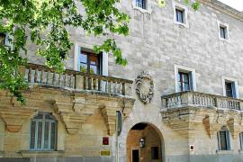 Imagen de archivo de la Audiencia Provincial