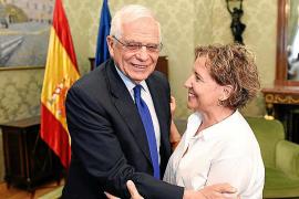 La exalcaldesa de Palma Aina Calvo será la delegada del Gobierno