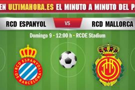 Así hemos vivido el Espanyol-Mallorca