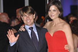 Tom Cruise y Katie Holmes quieren otro hijo