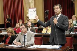 La oposición carga contra Armengol y su «silencio» ante asuntos críticos