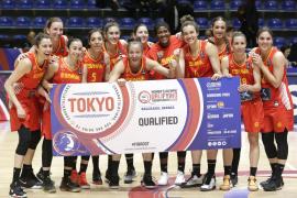 España se clasifica para Tokio 2020 tras ganar 79-69 a Gran Bretaña
