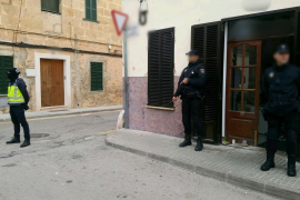 Operación antidroga en Manacor
