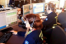 El teléfono de emergencias 112 gestionó 18.054 incidentes en Ibiza en 2019