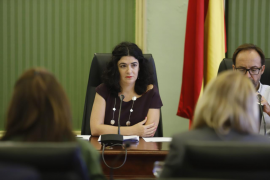 Consellera de Administraciones Públicas Isabel Castro
