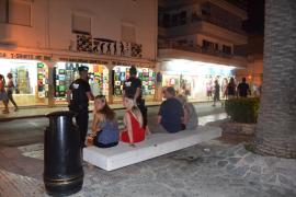 El Ajuntament de Capdepera rechazó aplicar en Cala Rajada el decreto del Govern de turismo de excesos