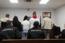 Condenados los miembros de una banda que desvalijó 21 casas en Palma