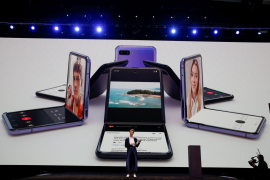 Samsung presenta su nuevo smartphone