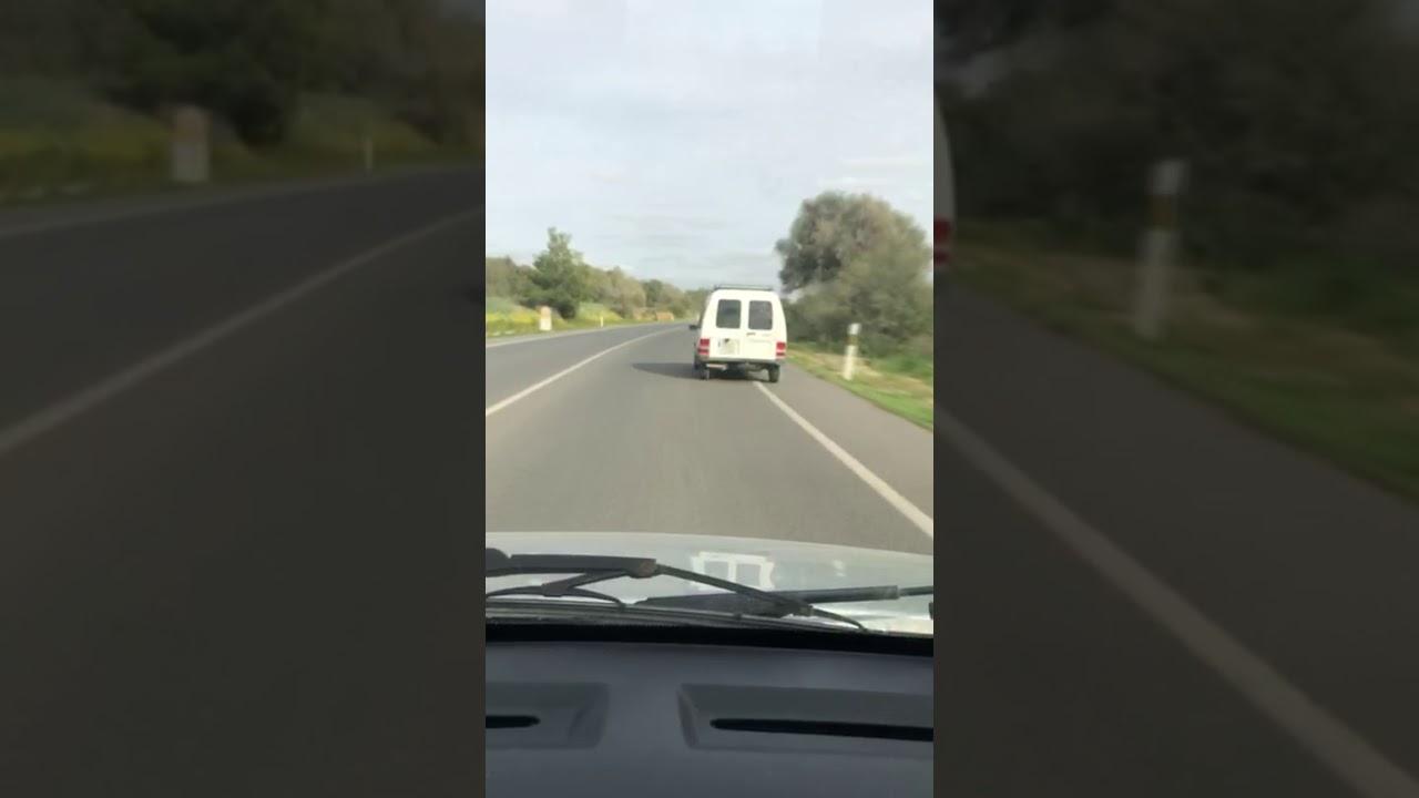 La Guardia Civil imputa al conductor que estuvo a punto de chocar con 13 vehículos en Llucmajor