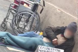 Cárcel por traer engañado a un hombre mayor desde Rumanía y obligarlo a mendigar hasta 18 horas al día