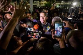 Denuncian la desaparición «forzada» de un tío de Guaidó a su llegada a Venezuela