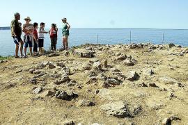El islote de na Galera fue un enclave logístico para el comercio marítimo