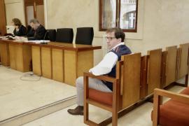 Condenado Juan Font Rosselló a un año de cárcel