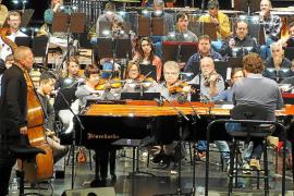 El «fenómeno» Avishai Cohen y la Simfònica, en el Jazz Palma 2020