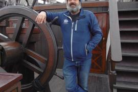 Ángel Rodríguez Alvariño, capitán del galeón 'Andalucía': «Este barco es un museo y una escuela flotante»