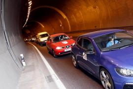 El Govern pagará 250.000 euros de la subvención  del túnel de Sóller antes del 15 de junio