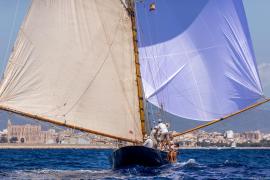 El legendario 'Lowe & War' regateará en Palma