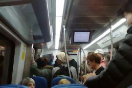 La avería de un tren de SFM provoca retrasos que indignan a los usuarios