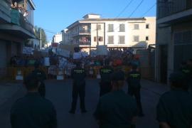 Artà y Capdepera reciben a Bauzá entre abucheos pero sin ningún tipo de incidente