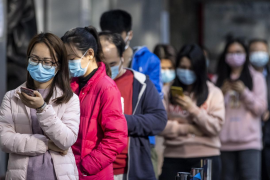 Se disparan los casos de coronavirus en China