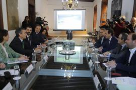 AENA asegura al Govern que no se ampliará la capacidad del aeropuerto de Palma