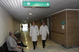 El británico ingresado por coronavirus en Mallorca da por primera vez negativo