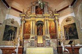 El Consell invierte 632.000 euros en proteger el patrimonio eclesiástico de la Part Forana