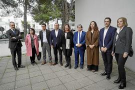 Govern, Consell y Ajuntament de Calvià se vuelcan en el museo arqueológico de sa Morisca