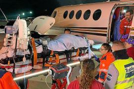 Complejo traslado de un paciente desde Ibiza a Barcelona