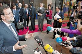 La UE no respalda a Rajoy